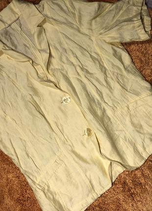 Блуза накидка