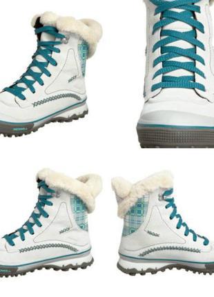 Merrell ботинки печка 🔥до -30❄️ 7.5