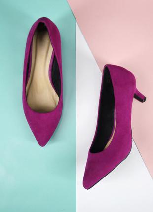 Новые (сток) брендовые розовые туфли jd williams .размер uk4/eur 37.