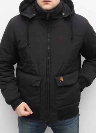 Оригинальная утепленная куртка carhartt