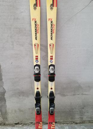 #14 rossignol 170см, лыжи , лижі