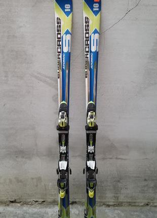 #15 офігенні лижі atomic 170см, лыжи