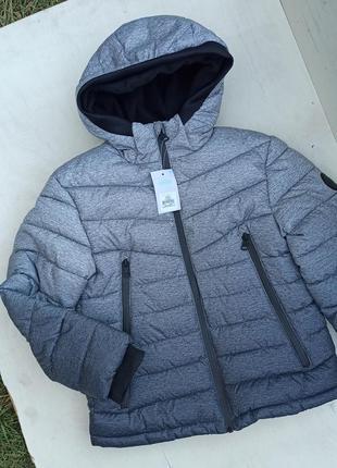 Тепла куртка primark для хлопчика