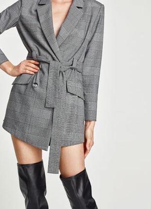 Zara комбинезон пиджак