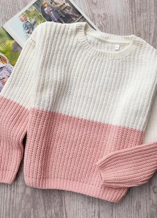 Плюшевый объемный свитер, свитерок, кофта