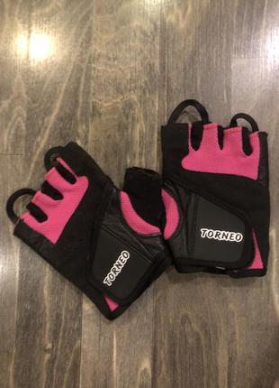 Женские перчатки для тренажерного зала s/m