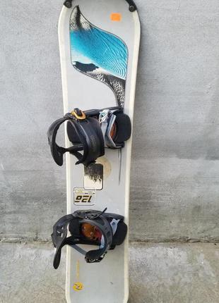Продам дитячий сноуборд , детский 126см