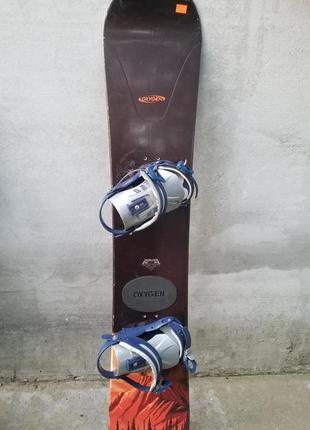 Сноуборд для дорослогоoxygen