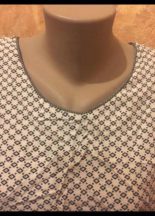 Блуза вискозная ,натуральная