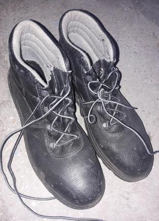 Рабочии ботинки fusion