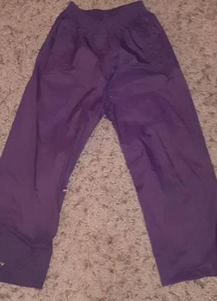 Детские непромокаемые штаны для походов в горы