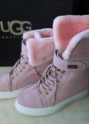 Угги ugg ботинки натуральные