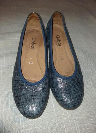 Туфли кожа 24.5см стелька