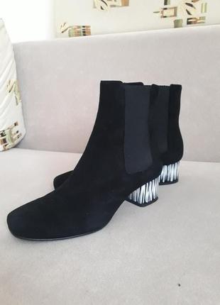 Черевики черевички ботинки челсі челси італія 39р.