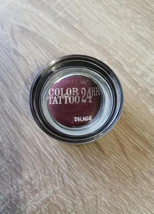 Maybelline color tattoo 70