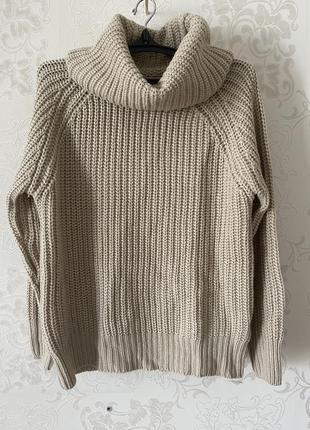 Oversize свитер reserved