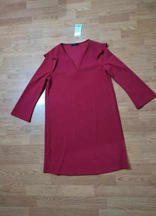Платье с рукавом, туника s
