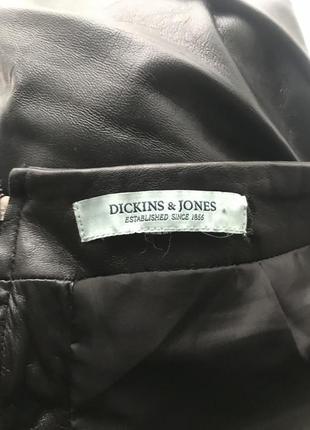 Новая стильная юбка 100% кожа dickins&jones 14-16pp5