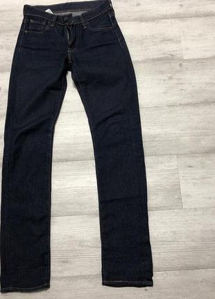 Levis 505 джинсы