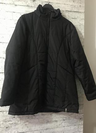 Спортивная термо куртка