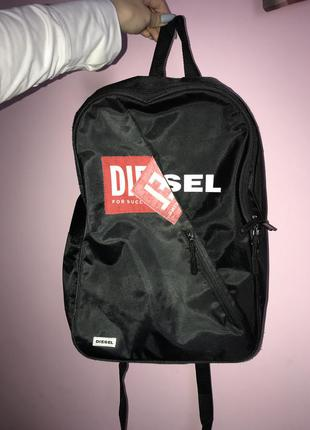 Оригінальний рюкзак бренду diesel
