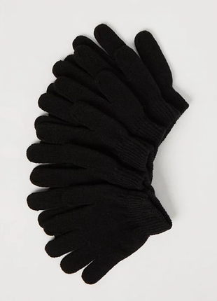 Практичный набор перчаток 3пары george