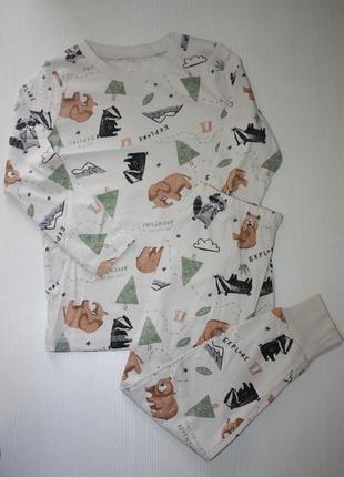 Пижамы на мальчика george