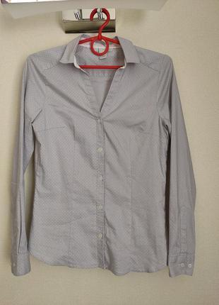 Катоновая рубашка/блуза. без нюансів 💥💥🌹
