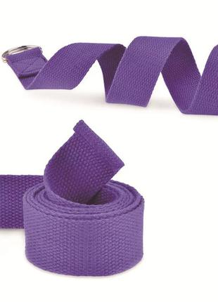 Ремень для йоги / растяжки