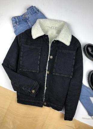 Куртка шерпа