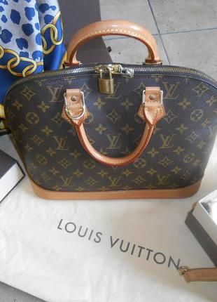 87e903bfbf75 Сумка louis vuitton alma pm! оригинал! lv! луи витон! Louis Vuitton ...