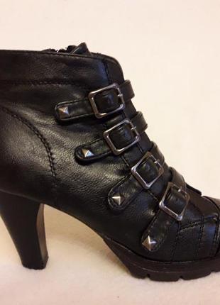 Отличные ботинки фирмы pep step p. 38 стелька 24,5 см
