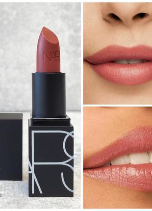 Помада nars lipstick rouge a levres tolede satin