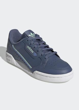 Новые оригинальные женские кроссовки adidas originals continental 80 superstar gazelle  samba оригинал адидас