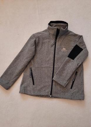 Стильна флісова кофта курточка, розмір м