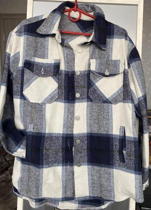 Рубашка под zara