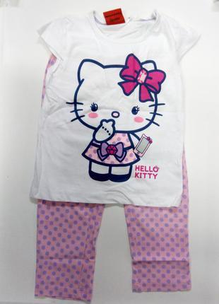 Костюм пижамка для девочки