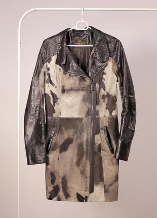 Шкіряна куртка havana royce - максимальний sale до 01/11