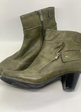 Ботинки полусапожки 39р