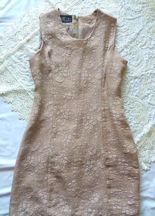 Платье пиджак комплект