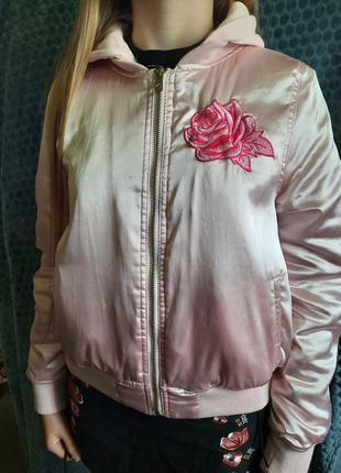 Куртка для девочки h&m
