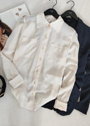 Сорочка шовк