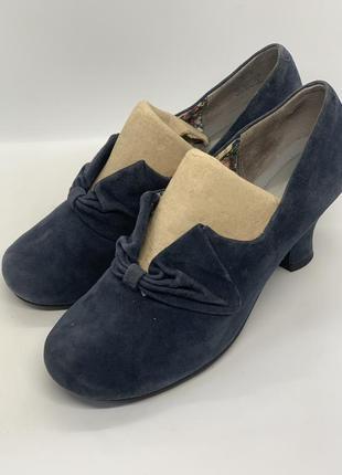 Туфли комфорт на широкую ногу 40р