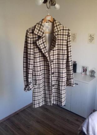 Пальто демисезонное! новое!!!