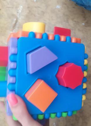 Куб сортер