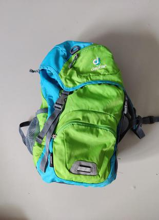 Детский трекинговый рюкзак deuter