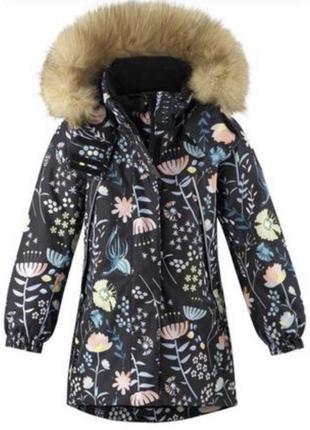 Зимова куртка парка reima muhvi 128