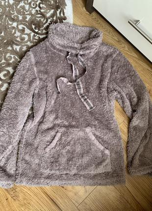 Меховушка, плюшевая кофта, пижама