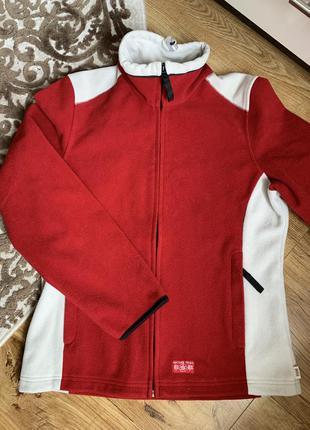 Флиска, не продуваемая, флисовая куртка tcm