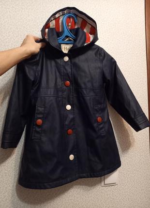 Hatley куртка плащик весна-осень 5лет